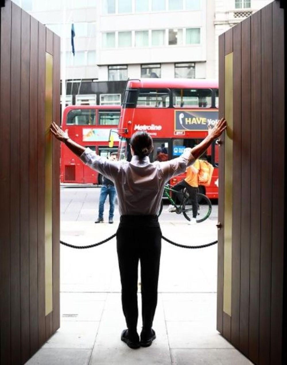 Londra'da restoran açan Nusret Gökçe İngiliz basınının gündeminde - 1
