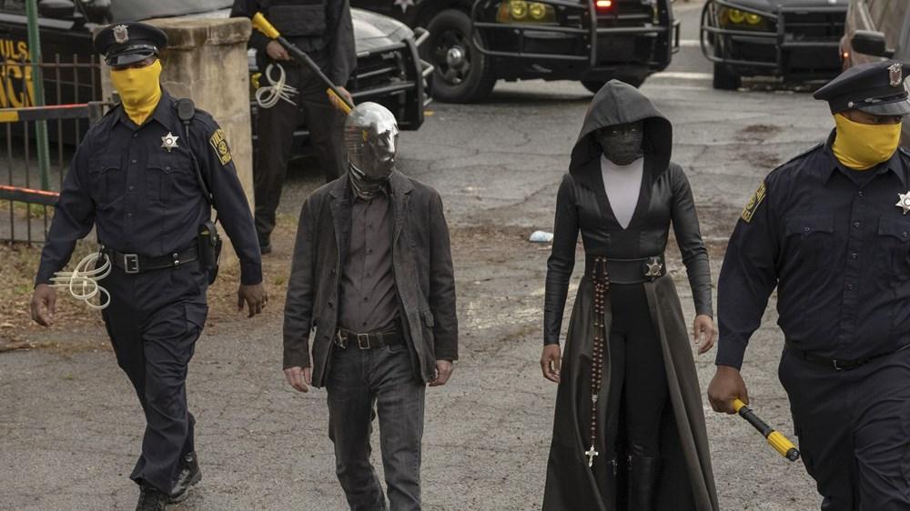 2020 Emmy Ödülleri'nde en fazla adaylık kazanan Watchmen dizisine dair merak edilenler - 4
