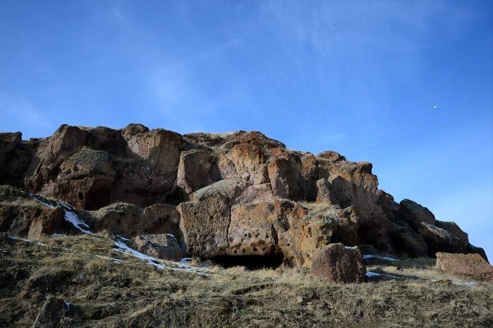 Bitlis'te binlerce yıllık 400 mağara evin bulunduğu 'Madavans Vadisi' turizme kazandırılıyor - 14