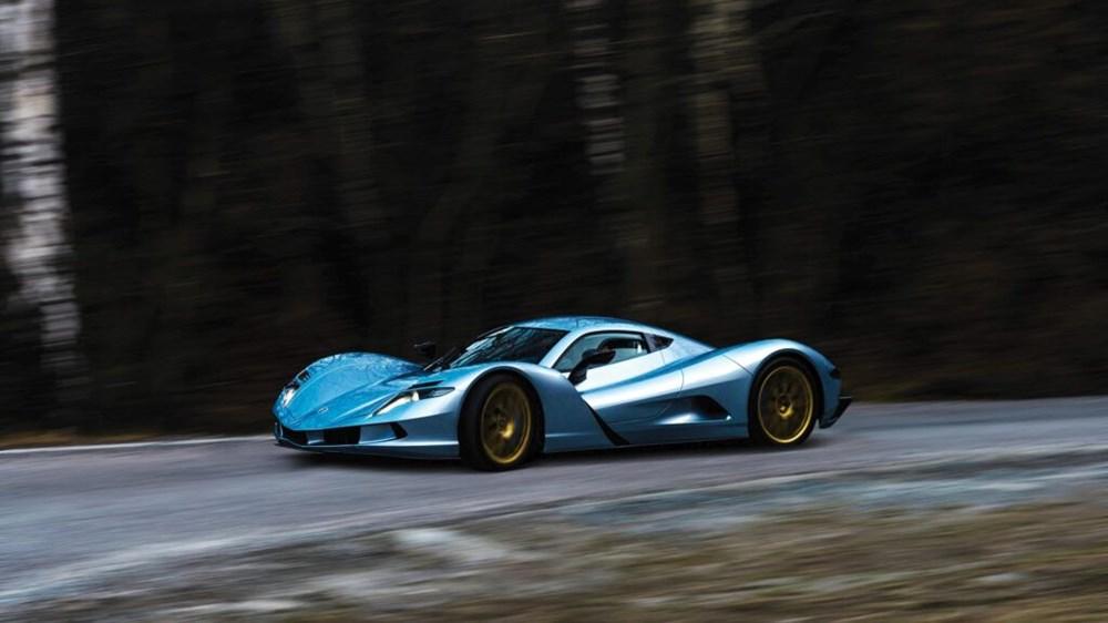 Dünyanın en pahalı elektrikli otomobili ilk teslimata hazır - 15