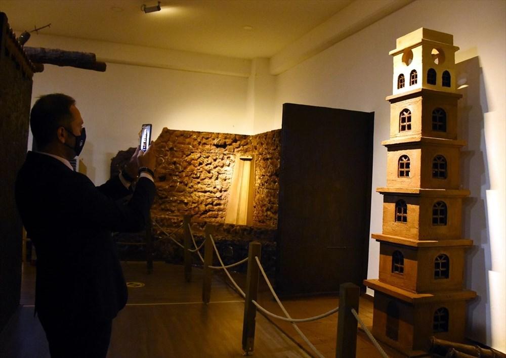 Bursa'nın en tatlı müzesi: 8 ton çikolata kullanıldı (Bursa Çikolata Müzesi) - 16