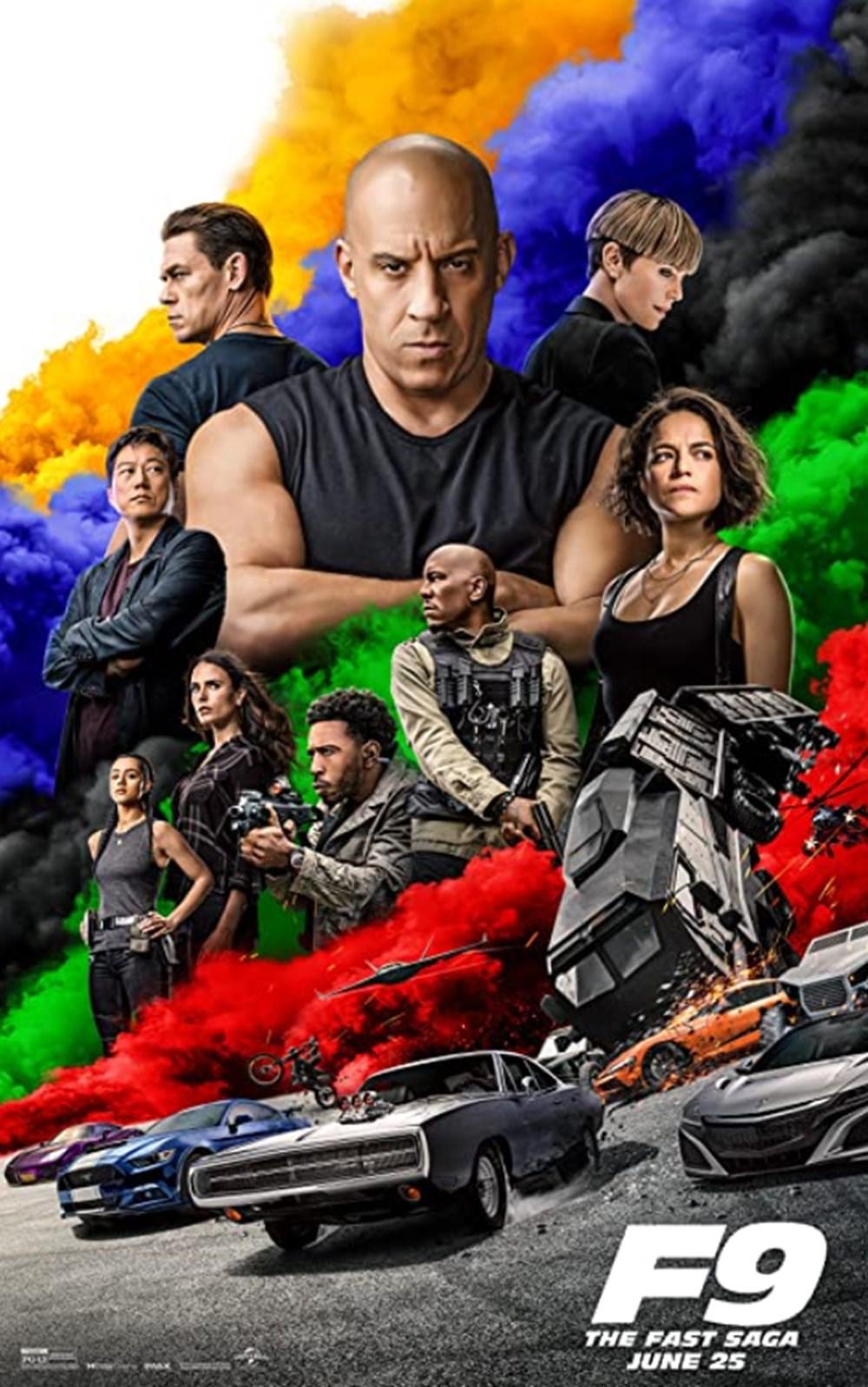 Old filmi ilk haftasında zirvede (ABD Box Office 23-25 Temmuz 2021) - 6