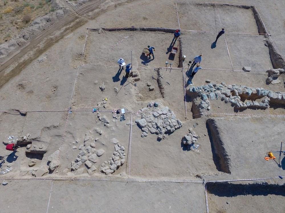 Van'da Urartular'a ait yeni veriler ortaya çıktı - 6