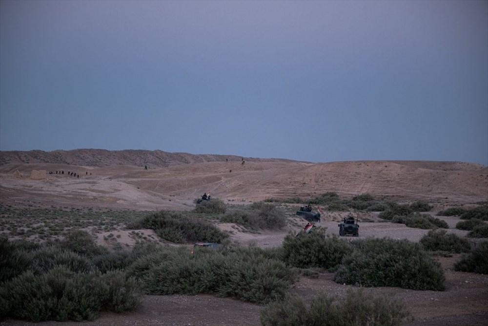 Irak'ta DAEŞ'e yönelik operasyon başlatıldı - 12