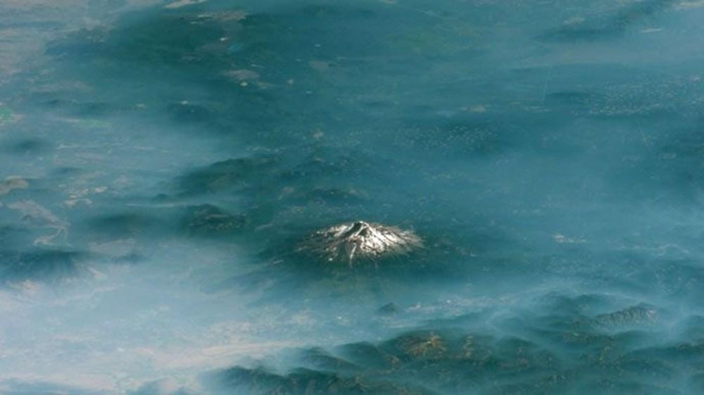NASA Trump'ın 'büyük felaket' ilan ettiği yangınların uydu görüntülerini yayınladı - 24