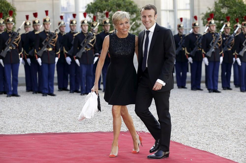 Macron Ya Ben Esimden 20 Yas Buyuk Olsaydim Ntv