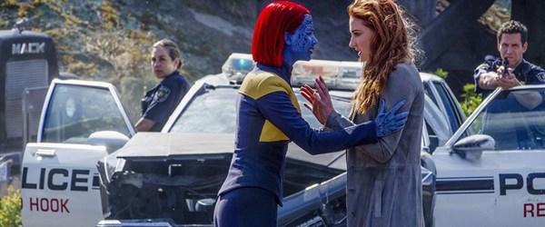 Dark Phoenix'in Mystique karakterinin kim olduğunu biliyor musunuz? (Karakterlerin kostümsüz halleri)