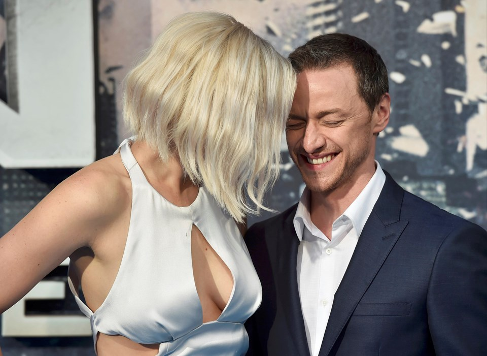 James McAvoy Calls Jennifer Lawrence a Demon: She Can