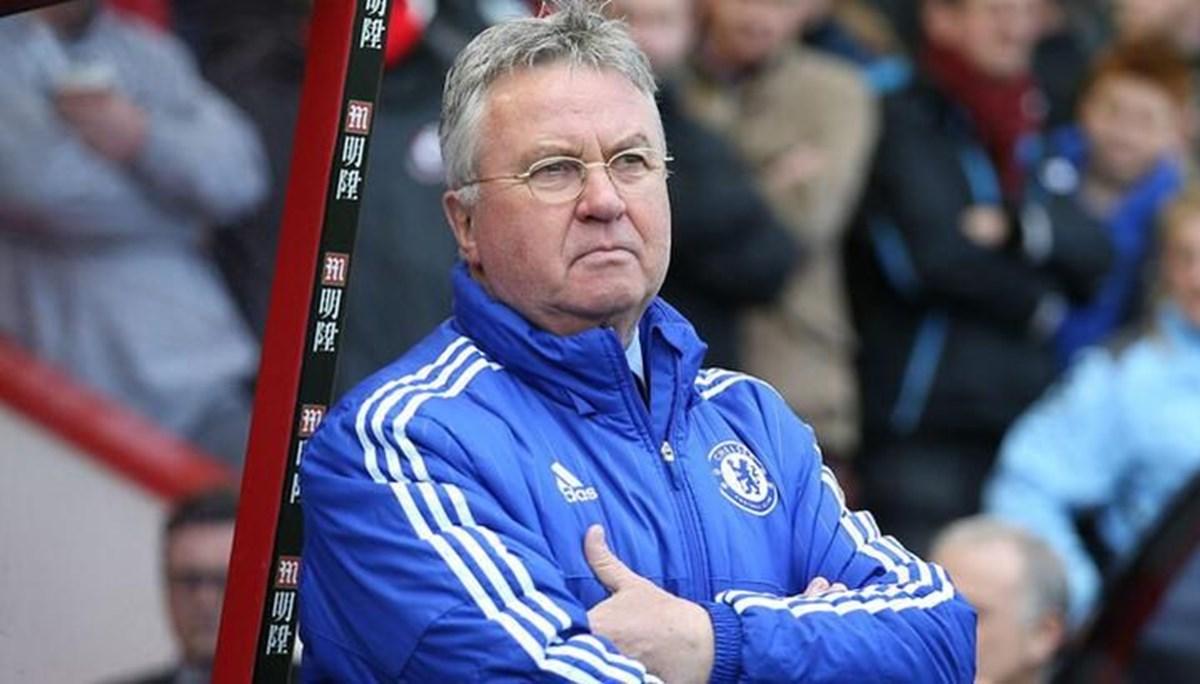 Guus Hiddink emeklilik kararı aldı