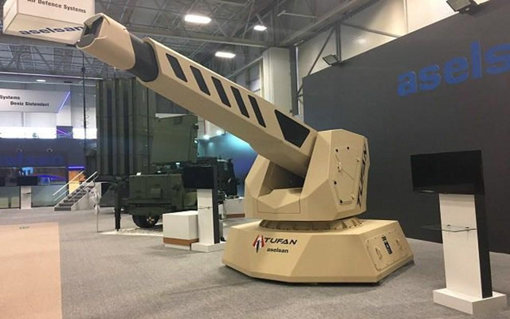 Silahlı drone Songar, askeri kara aracına entegre edildi (Türkiye'nin yeni nesil yerli silahları) - 220