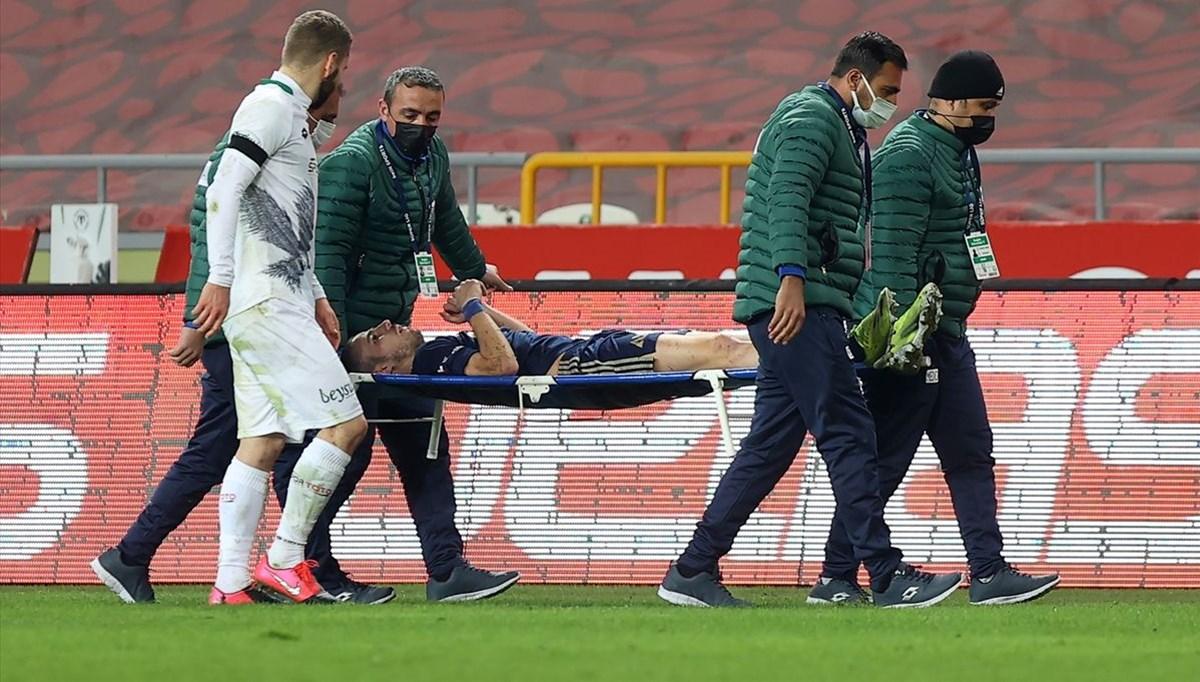 Fenerbahçe'den Pelkas'ın sağlık durumu hakkında açıklama