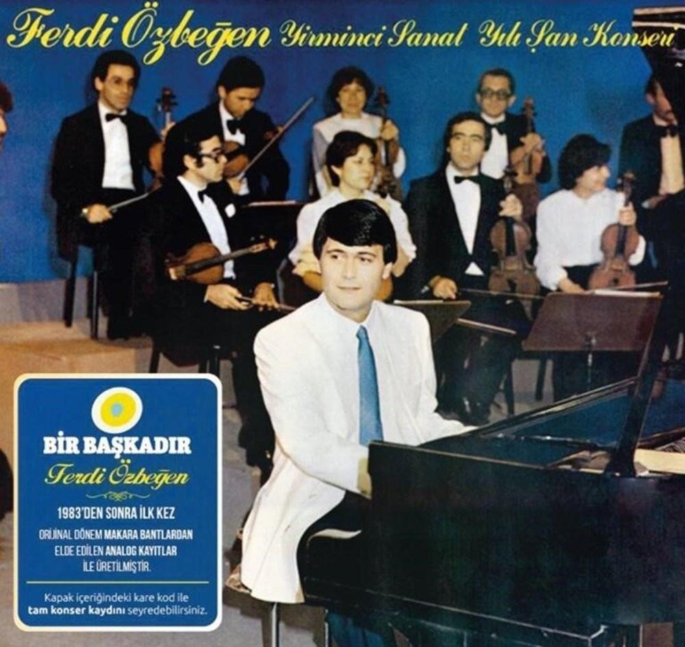 Kadife sesli usta piyanist: Ferdi Özbeğen - 6