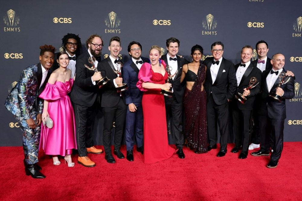 2021 Emmy Ödülleri'nin sahipleri belli oldu (73. Emmy Ödülleri'ni kazananlar) - 32