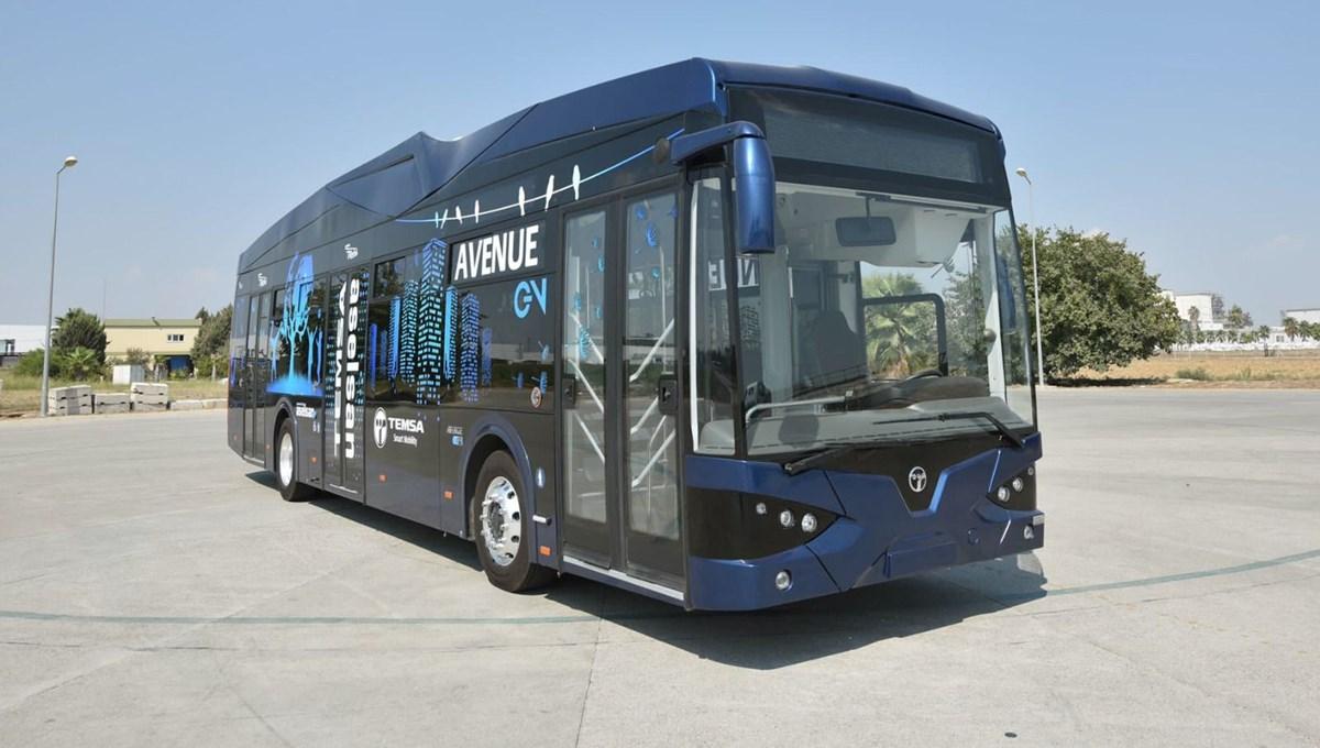 Pilleri ASELSAN üretecek: Elektrikli otobüsler Samsun'da kullanılacak