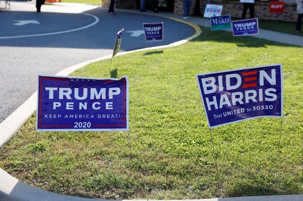 ABD seçimlerinde son durum: Pensilvanya için Yüksek Mahkeme'ye başvuruldu - 6