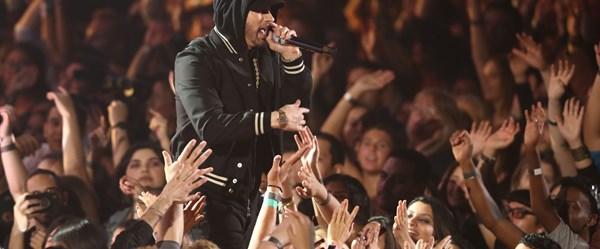 Eminem'den Spotify'a dava
