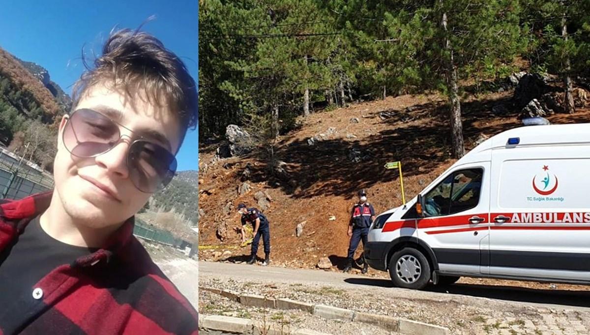 Isparta'da 3 gündür kayıp Alişan'dan acı haber