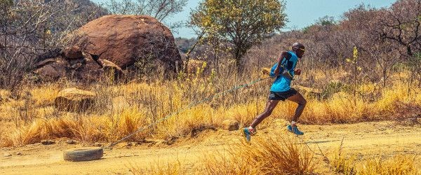Dünyaca ünlü atlet Thabang Madiba Salomon Cappadocia Ultra-Trail 2019'da koşacak