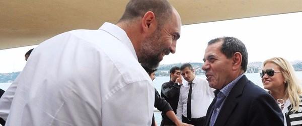 Dursun Özbek: Antrenör değişikliği söz konusu değil