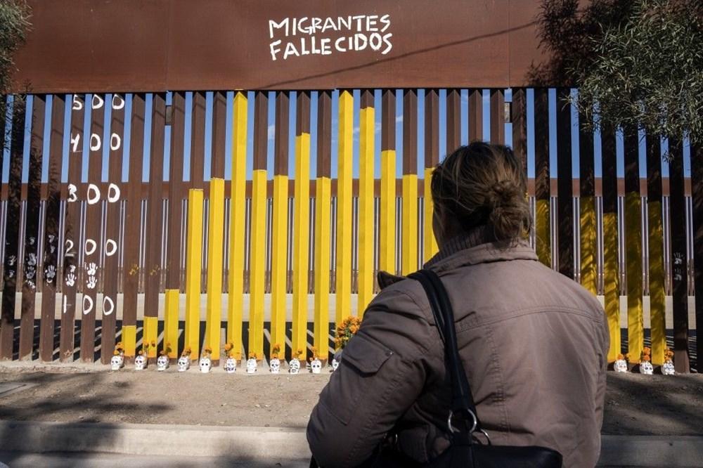 Trump, Meksika duvarını corona bütçesiyle finanse ediyor - 4