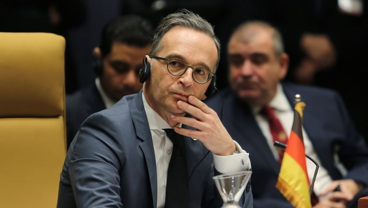 Almanya Dışişleri Bakanı Maas yarın Türkiye'ye gelecek
