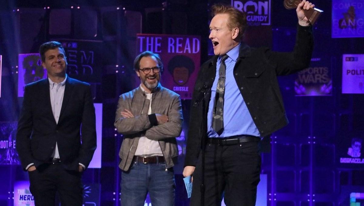 Conan O'Brien'ın programı sona eriyor