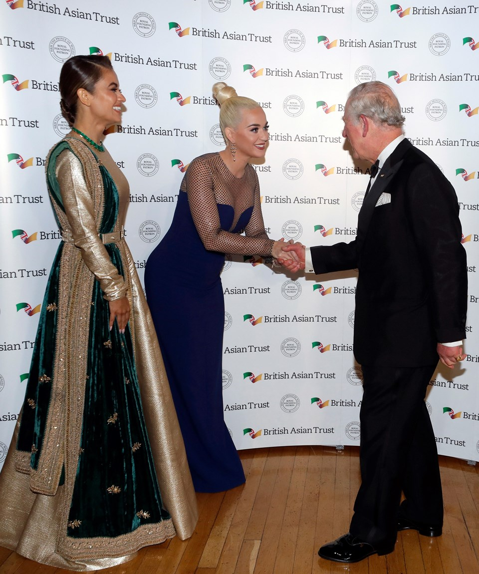 """Dernek, Prens Charles tarafından 2007'de """"Daha adil ve eşit bir Güney Asya"""" sloganıyla kuruldu"""