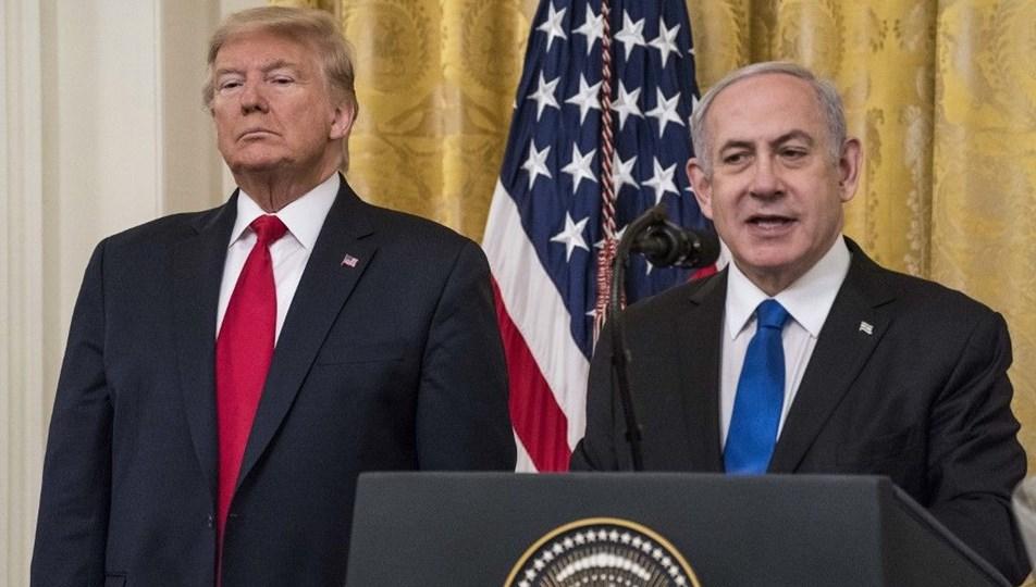Trump'tan İsrail için yeni adım