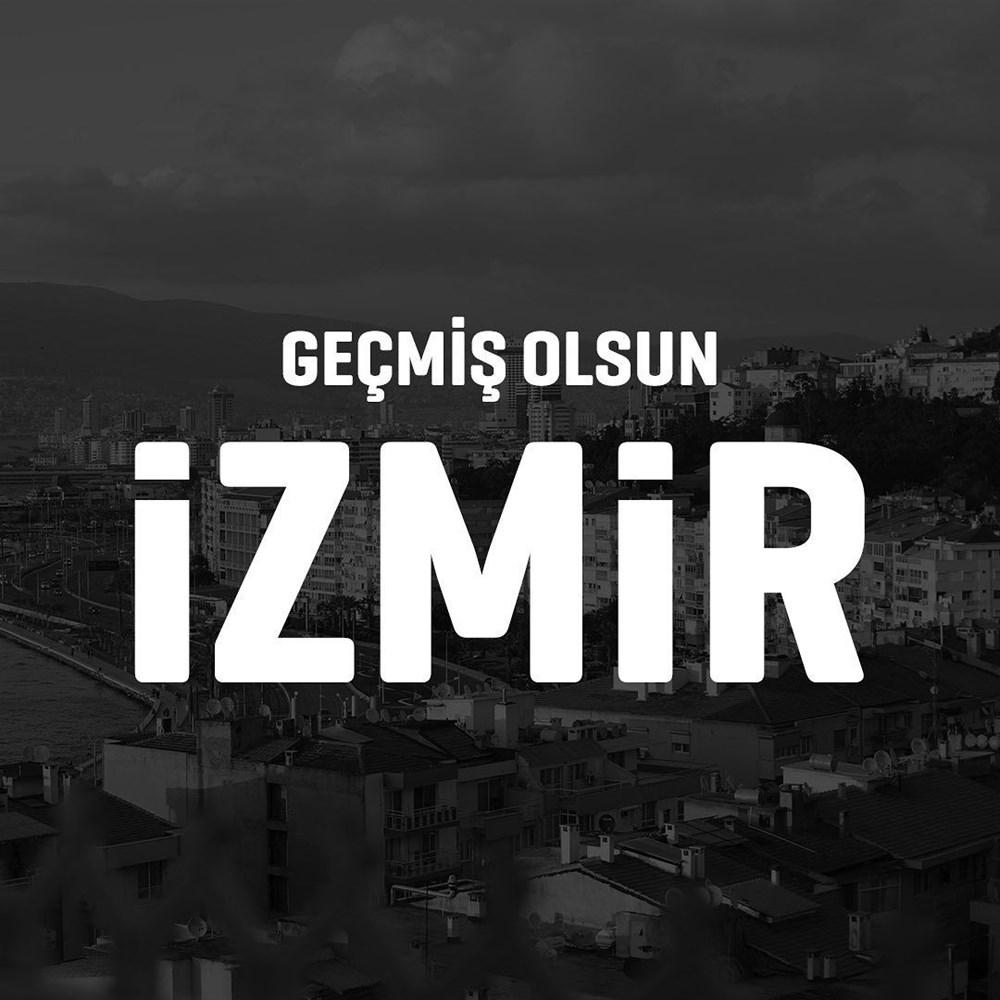 Ünlü isimlerden İzmir'e destek mesajları - 14