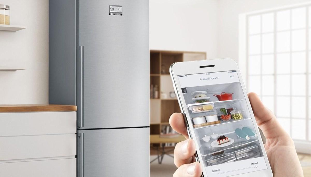 Daha Geniş, Daha Taze, HC KameralıNoFrost Alttan Donduruculu Buzdolabı