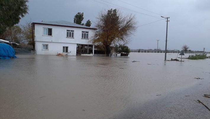 Adana Valiliği'nden sağanak ve kar uyarısı