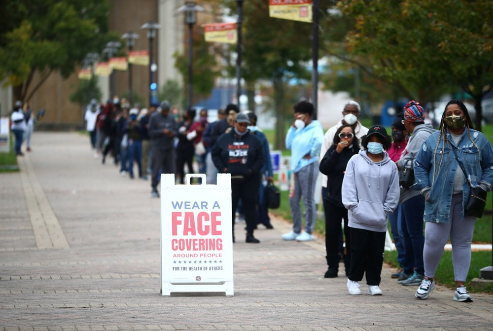 ABD'de seçime 7 gün kaldı: Anketlere göre Biden önde - 7