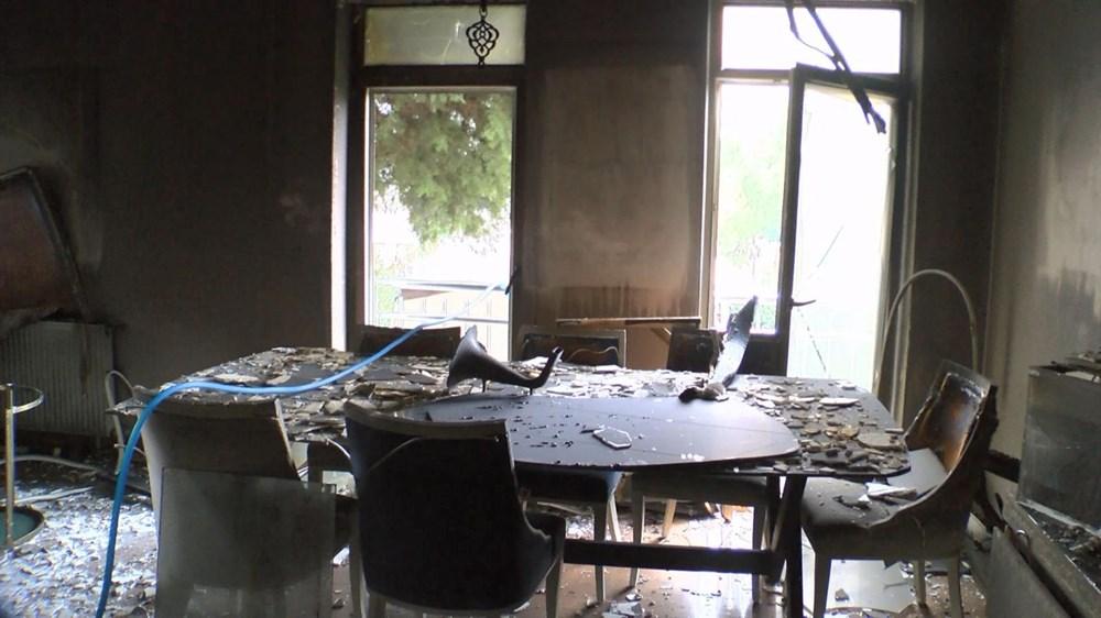 Evi yanan Çılgın Sedat konuştu: Bomba atsan böyle olmaz - 6