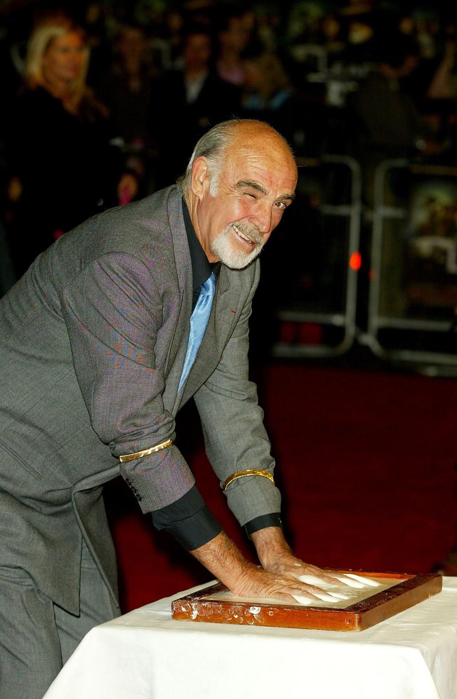 'En iyi James Bond' Sean Connery'ye 90. doğum günü kutlaması - 3