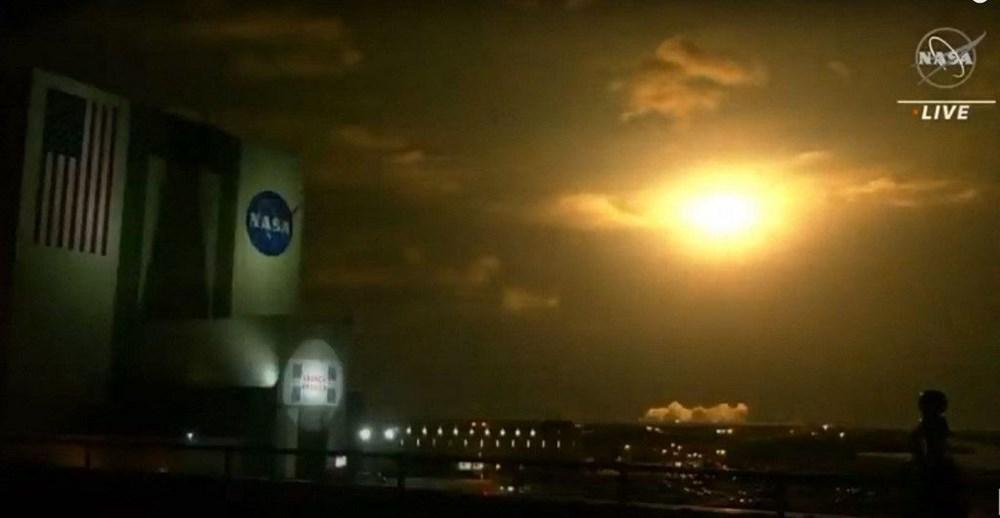 Milyarderlerin uzay yarışı Dünya'yı yeni bir felakete sürüklüyor: Her roket kalkışı 300 ton karbon salımına neden oluyor - 8