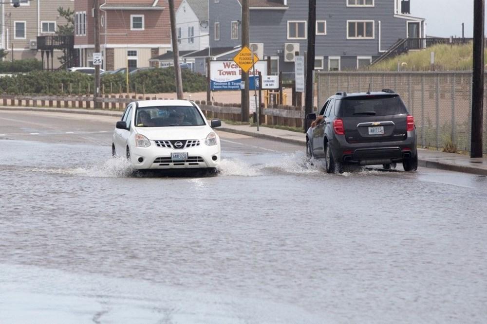 ABD'de Henri Kasırgası etkili oluyor: 140 bin haneye elektrik verilemiyor - 21