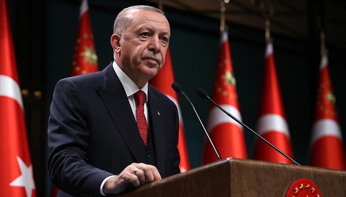 Cumhurbaşkanı Erdoğan'dan 65 yaş üstü vatandaşlara seyahat kısıtlaması sinyali