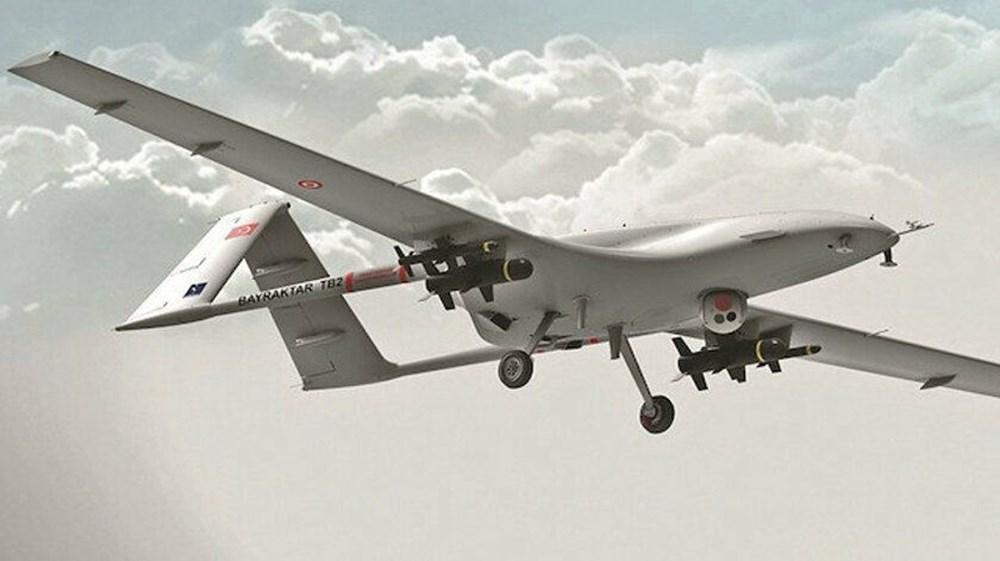 Wall Street Journal'dan Türk SİHA'lara övgü: Yerli dronelar ABD basınında - 6
