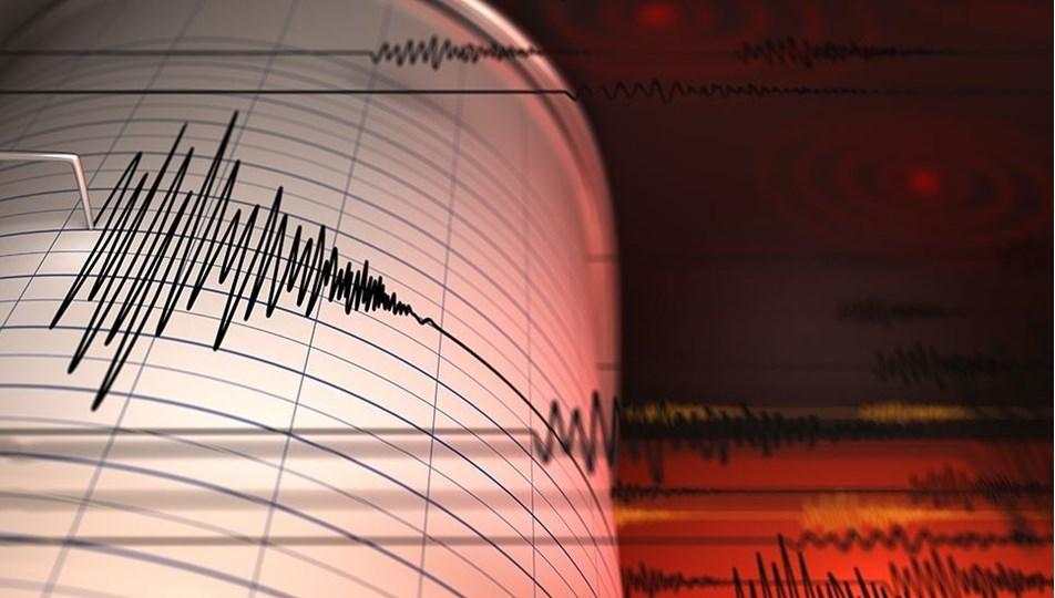 SON DAKİKA:İzmir Karaburun açıklarında4,3 büyüklüğünde deprem   Son depremler