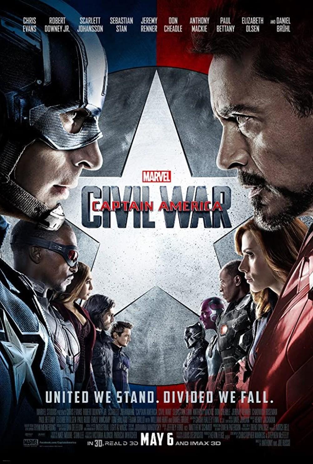 En iyi Marvel filmleri - 60