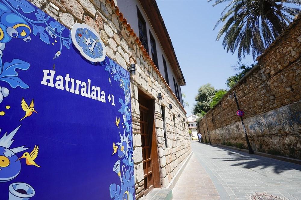 Antalya'nın geçmişe açılan kapısı 'Kaleiçi' - 16