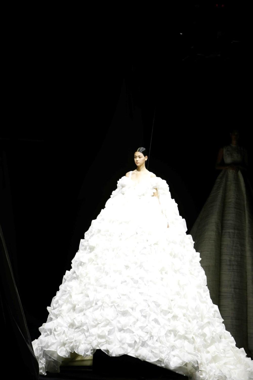 İtalyan moda devinden dikkat çeken defile - 4