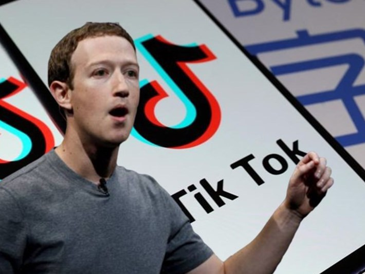 Facebook TikTok'a rakip olacak uygulamasını tanıttı