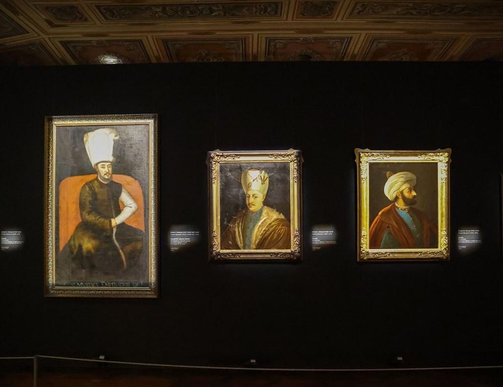 553 eser Osmanlı saray resminin tek temsilcisi Milli Saraylar Resim Müzesi'nde - 9