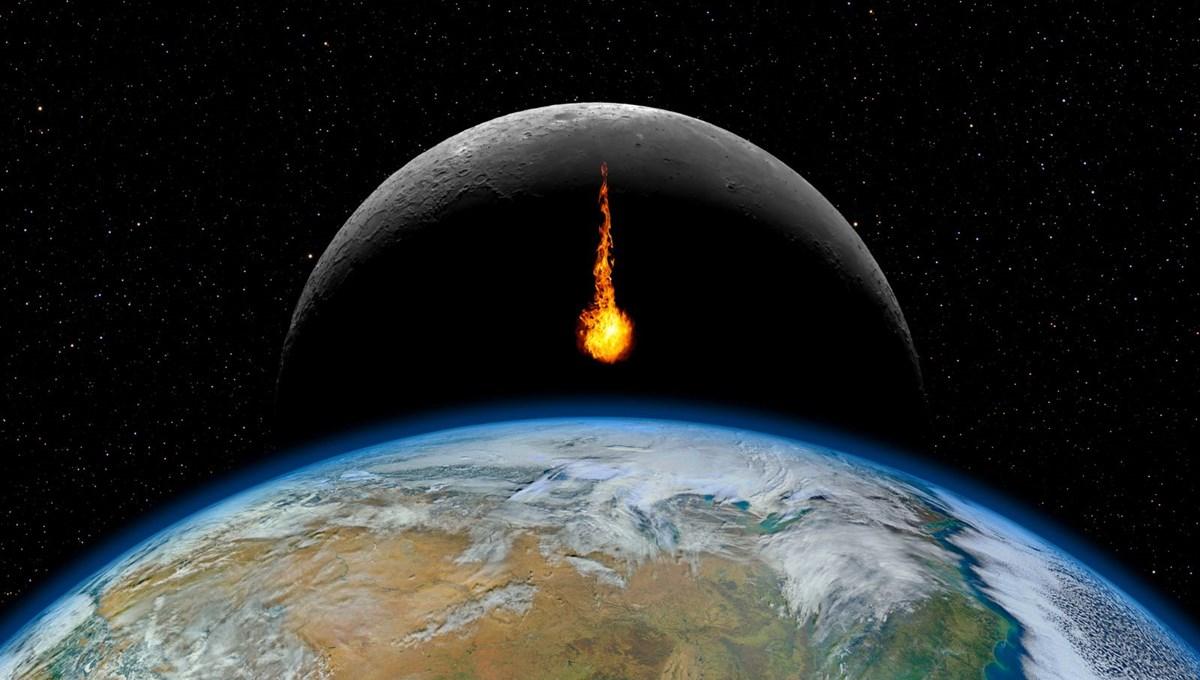 Dünya'yı tehdit edecek asteroide roket