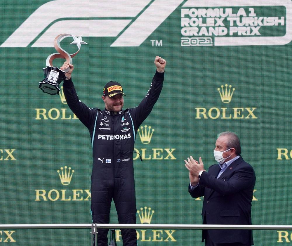 Formula 1 Türkiye Grand Prix'sinde kazanan Valtteri Bottas - 28
