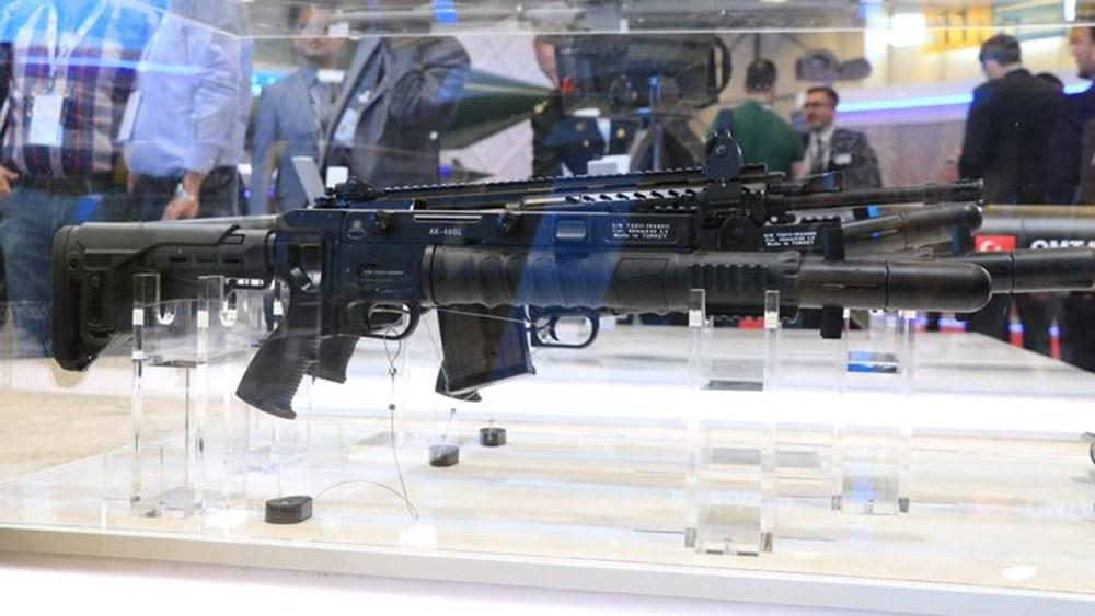 ALPAGU hedefi tam isabetle vurdu (Türkiye'nin yeni nesil yerli silahları) - 136