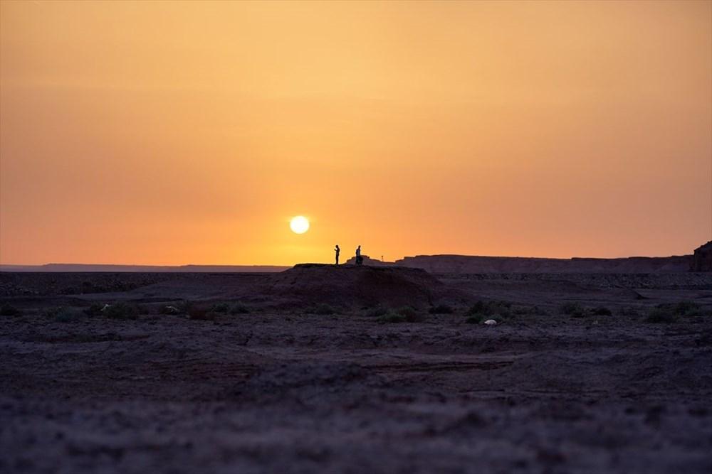 Necef Denizi: Kuraklığın ardından gelen mucize - 23