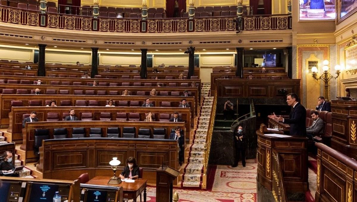 İspanya'da ayrılıkçı partilerin kapatılması önerisine ret