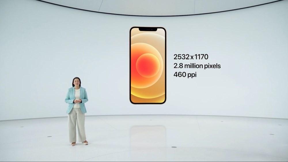 iPhone 12 tanıtıldı! İşte yeni iPhone'un özellikleri ve fiyatı - 5